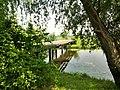 Bridge across Trubizh River in Pereiaslav-Khmelnytskyi.jpg