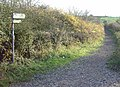 Bridleway to Strelley - geograph.org.uk - 616366.jpg