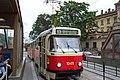 Brno, Hlavní nádraží, Tramvaj K2.jpg