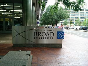 Broad Institute - Broad Institute, 415 Main St.