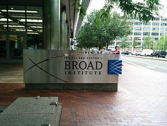 Broad Institute - Broad Institute, 415 Main St.