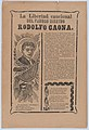 Broadsheet relating to the skillful bullfighter Rodolfo Gaona MET DP874526.jpg