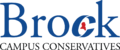 Brock University Campus Conservatives Logo.png
