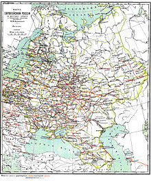Tsarist Russia Map.History Of Rail Transport In Russia Wikipedia