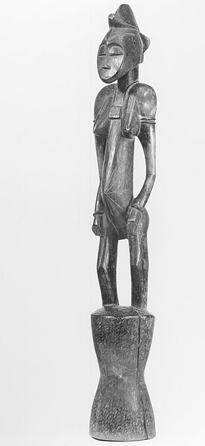 Senufo people - Image: Brooklyn Museum 74.214 Rhythm Pounder Siibele (4)