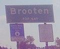 Brooten sign.JPG