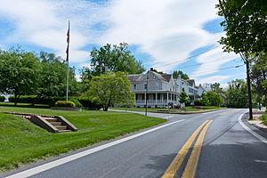 Buckeystown, Maryland - Image: Buckeystown 1 MD