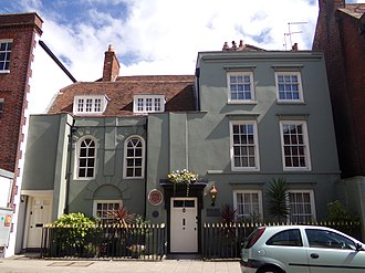 Grade II* listed buildings in Portsmouth - Image: Buckingham House, Portsmouth
