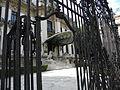Bucuresti, Romania, Calea Victoriei nr. 141 sect. 1, Muzeul National George Enescu; B-II-m-A-19869 (detaliu 8).JPG