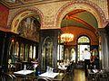 Bucuresti, Romania, Imobil pe Str. Stavreopoleos nr. 3, sect. 3 (Restaurantul NEGRESCO) (interior 12).JPG