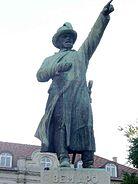 Budapeszt-pomnikJozefaBema2