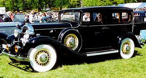 Buick Roadmaster - 1932 Buick Series 80 Sedan