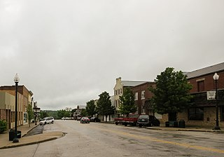 Warrenton, Missouri City in Missouri, United States