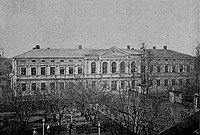Building of Empress Elisabeth Gymnasium in Sambor (1892)a.jpg