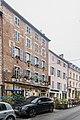 Buildings at Rue Georges Clemenceau in Cahors.jpg
