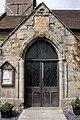 Buildwas Church Porch - geograph.org.uk - 1386913.jpg