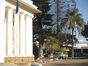 Bulawayo: Bulawayo City Hall