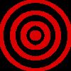 bullseye template printable - template map tile navigation wikimedia commons