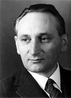 Egon Bahr German politician (SPD)