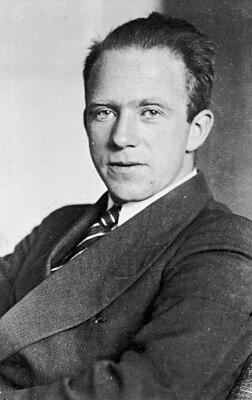 Вернер Гейзенберг, 1933 год