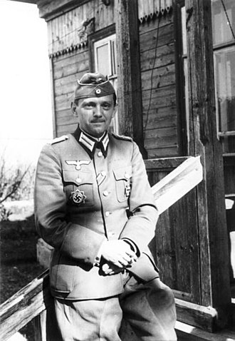 Hellmuth Stieff - Stieff in Russia, May 1942