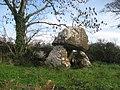 Burial Chamber (dolmen) - geograph.org.uk - 1025366.jpg