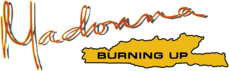Logo del disco Burning Up