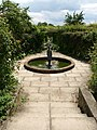 Burton Agnes Hall's Ornamental Garden Fountain - geograph.org.uk - 881521.jpg