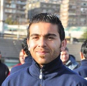 Burhan Sahyouni - Image: Bwrhan Sahiwni