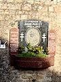 Céaux - Monument commémoratif en hommage à André Parisy.jpg