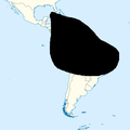 C. chinense distribution map.png