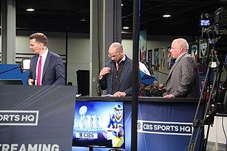 CBS Sports HQ - CBS Sports HQ at the Georgia World Congress Center, 2019