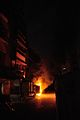 CESC Transformer Caught Fire - GKW Area - Andul Road - Howrah 2016-03-28 2600.JPG