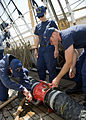 CGC Eagle damage control, seamanship training 120718-G-TG089-247.jpg