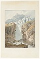 CH-NB - Grindelwald, der untere Gletscher auf der Schopffelsterrasse - Collection Gugelmann - GS-GUGE-ABERLI-C-39.tif
