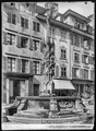 CH-NB - Luzern, Weinmarktbrunnen, vue d'ensemble - Collection Max van Berchem - EAD-6748.tif