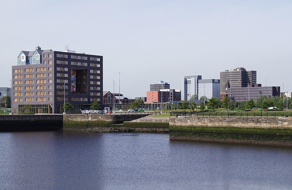 CIAC Building, Middlehaven, Middlesbrough