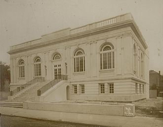 Charleston Library Society - The Library Society has been located at 164 King St. since 1914.