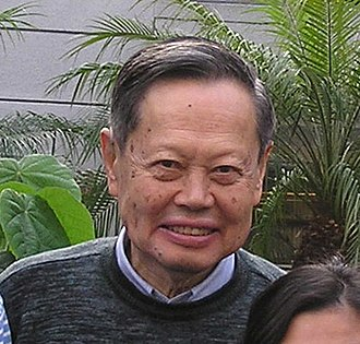 Quantum field theory - Chen-Ning Yang (b. 1922), co-inventor of nonabelian gauge field theories.