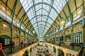 Covent Garden - Image: COVENT GARDEN MARKET BUILDING 7482 pano 12