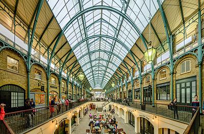 Barrio de Covent Garden (Londres)