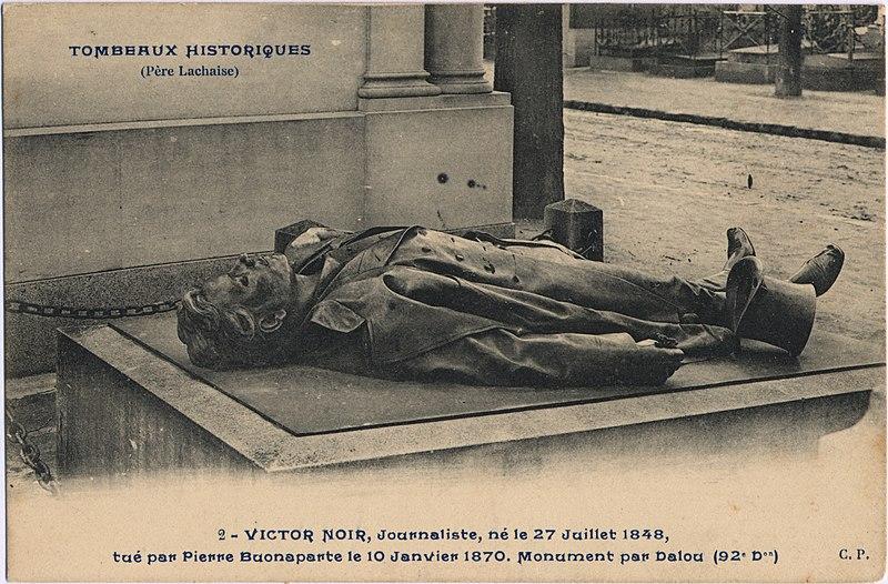 Fichier:CP - Tombeaux historiques - 002 - Noir.jpg