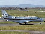 CS-DXV Cessna Citation Excel 560XLS Netjets Europe Ltd (25488627484).jpg