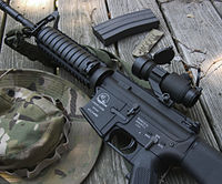 Classic Army M15A4 Automatic Electric Gun. M15 is Classic Army's version of the M4