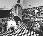 """Fledermaus"" cabaret facility"