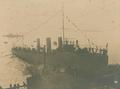Cacciatorpediniere Irrequieto, launching - Naples, 1912.png