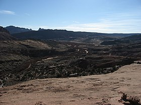 Cache Valley, Arches National Park, Utah (2408945018).jpg