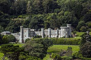 Caerhays Castle - Image: Caerhays Castle
