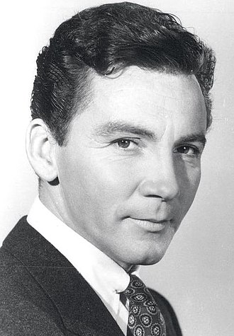 Cameron Mitchell (actor) - Mitchell in 1955