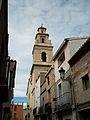 Campanar de l'església de sant Josep, Benigembla.JPG